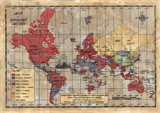 Age of Internet Empires MAP